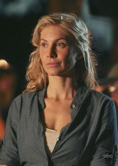 Possibly the most intimidating character ever. Juliet, Lost.