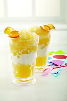 Minute Maid's Tropical Citrus Granita
