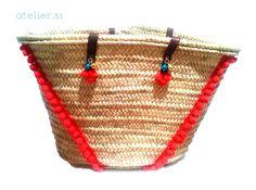 Capazo Étnico detalle #beach #Sun #summer www.facebook.com/atelier51.Plasencia http://www.atelier51handmade.com/