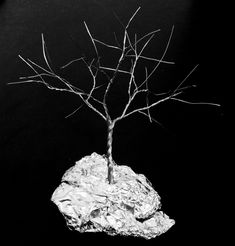 This guide will take you through the steps to create quick and easy model wire trees. These trees are great for model railroads, architectural and landscape model. Wire Tree Sculpture, Wire Sculptures, Garden Sculpture, Landscape Model, Model Tree, Easy Model, Wire Trees, Deciduous Trees, Model Train Layouts