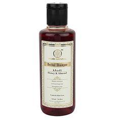 KHADI - Herbal Shampoo Honey & Almond Oil - 210ml Khadi https://www.amazon.co.uk/dp/B008KH65JU/ref=cm_sw_r_pi_dp_x_xbYgzb0JC63ZF