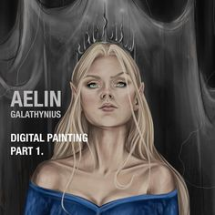 Part 1. of my digital painting of Aelin Galathynius is now up on YouTube! (Direct link is now my bio) I'll be uploading part 2 next Sunday. Be sure to let me know what you think or if you'd like to see more videos on YouTube! . . . #art #aelin #artist #aliphylactic #aelingalathynius #book #cintiq #conceptart #drawing #digitalart #fae #illustration #madewithwacom #portrait #portrait #painting #sketch #sarahjmaas #throneofglass #rowan #youtube #speedpaint