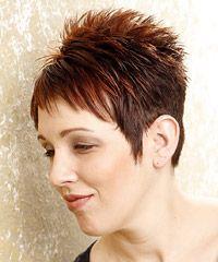 Účesy 2009: Účesy pro krátké vlasy Hair, Hair Makeup, Strengthen Hair