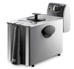 DeLonghi D14522DZ Dual Zone 4-Liter Deep Fryer - http://www.majestyappliance.com/delonghi-d14522dz-dual-zone-4-liter-deep-fryer/
