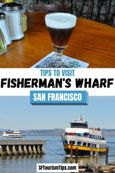 Discover the best things to do in this popular San Francisco District. Fisherman's Wharf offers fun cruises on the bay, interesting museums, and plenty of places to eat, shop, and sleep. #fishermanswharf #sanfrancsicothingstodo #sanfranciscovacation Arizona Travel, Oregon Travel, California Travel, Usa Travel, Southern California, Travel Tips, San Francisco Attractions, San Francisco Vacation, San Francisco Travel