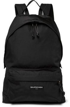 Balenciaga Explorer Canvas Backpack メンズ・バックパック 3b65700a9b4eb