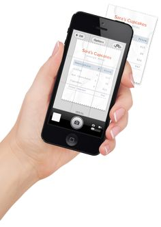 Free, Integrated Receipt Scanning | Wave