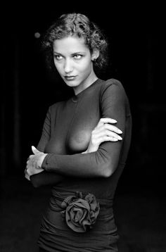 Marpessa by Ferdinando Scianna for Dolce & Gabbana, Sicily, 1987
