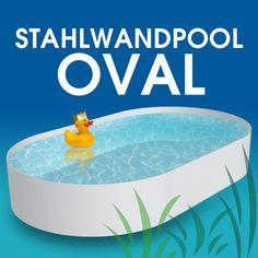 Ein Stahlwandbecken in Ovalform ist ein Pool ohne Stützkonstruktion, der Ihnen ohne Ecken und Kanten ein grenzenloses Badevergnügen ermöglicht. Bei einer Beckenlänge von bis zu 8 Metern können Sie schon ganz ordentliche Bahnen schwimmen. http://starke-shop.de/stahlwandbecken-oval