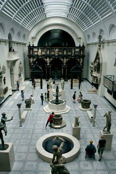 Victoria & Albert Museum Londres