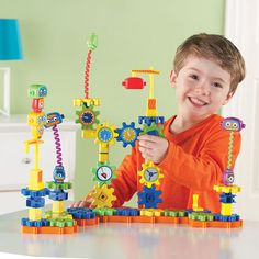 Gears! Gears! Gears! Robot Factory by Learning Resources / Educational Insights - $39.99