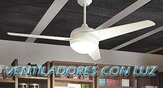 ELIGE EL MEJOR VENTILADOR DE TECHO  LAMPARAS CLIC LIGHT