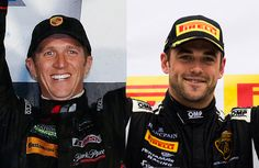 Pumpelly, Lewis Confirmed at Change Racing #carswithoutlimits