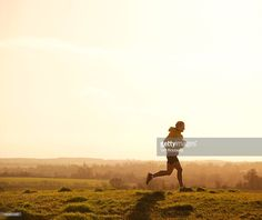 Jogger Running On Hill At Sunset Photography , Steel Bike Frames, Equinox Fitness, Best Motorbike, Cycling For Beginners, Running Race, Fast Workouts, Running Inspiration, Runners World, Cycling Workout