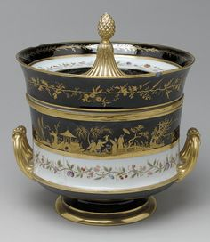 Sèvres Manufactory: Ice cream cooler (62.165.43a-c) | Heilbrunn Timeline of Art History | The Metropolitan Museum of Art