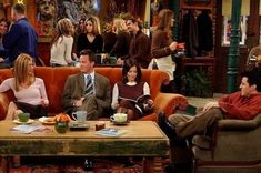 """So How Much Coffee Did Everyone On """"Friends"""" Actually Drink?"""