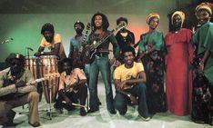 Bob Marley & the Wailers - Фотогалерея — Bob Marley сайт о Боб Марли Damian Marley Ziggy Marley! Peter Tosh, Jacob Miller, Damian Marley, Crystal Palace, Pearl Jam, Ziggy Marley, Jamaican Traditions, Could You Be Loved, Barrett