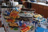 Graduation party foods