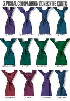 Tie Pattern Free - My Handmade SpaceYou can find Tie knots and more on our website.Tie Pattern Free - My Handmade Space Sharp Dressed Man, Well Dressed Men, Mode Masculine, Tie A Necktie, Necktie Knots, Men's Tie Knots, Tie A Tie, Look Fashion, Mens Fashion