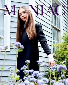 ♡ On Pinterest @ kitkatlovekesha ♡ ♡ Pin: TV Show ~ Dance Moms ~ Maddie Ziegler's Photoshoot for Maniac Magazine ♡