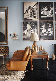 Binnenkijken: eclectisch interieur - Residence