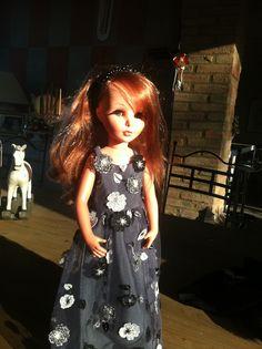 Sheila Bambola Furga anni '60 Dolls, Vintage, Dresses, Fashion, High Fashion, Baby Dolls, Vestidos, Moda, Fashion Styles