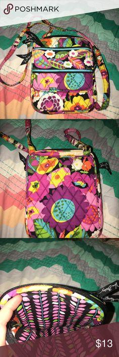 vera bradley purse brand new vera bradley purse, never used. Vera Bradley Bags Satchels