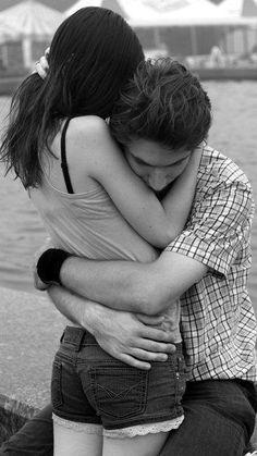 cute couples tumblr | romantic cute couple making love alone sad waiting tumblr kissing ...