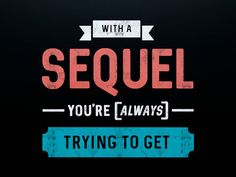 Sequel is a free modern and bold font designed by Philip Trautmann, a young designer from Germany. It is a great choice for logo and movie poster design.