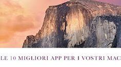 Top 10 Apps per Mac ITA - YouTube
