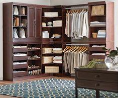 Manhattan Modular Storage Drawers - Closet Cabinets - Closet Organization - Storage And Organization - Storage And Display   HomeDecorators.com