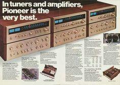 Vintage Hi-Fi Era Pioneer (1974)