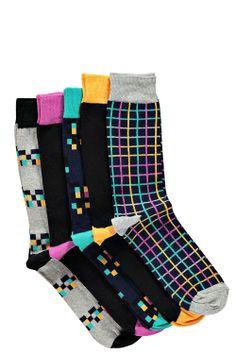 Never enough socks.