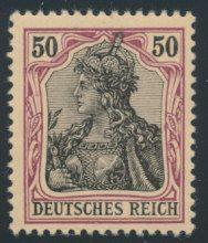 Germany (GE) stamp. Scott Catalog Value: $260 || #philately