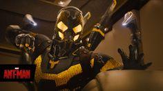 Corey Stoll stars as Yellowjacket in Marvel's 'Ant-Man,'