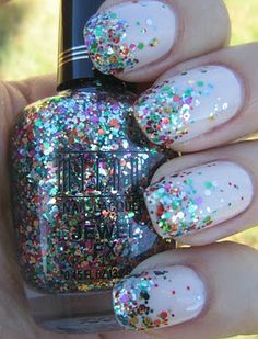 Look like they were dipped in glitter! http://media-cache5.pinterest.com/upload/51580358202238929_FwhLSnap_f.jpg stunes nail art
