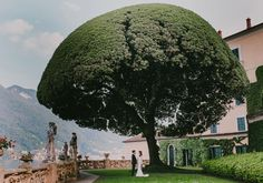 Destination Wedding Locations in Italy - Lake Como