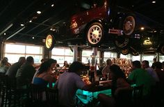 Cape Coral Nightlife - The bar at Fords Garage!