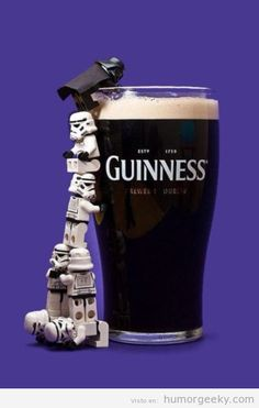 Chug the dark side