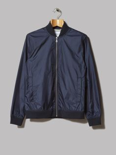 Norse Projects Ryan Light Ripstop Jacket (Navy)