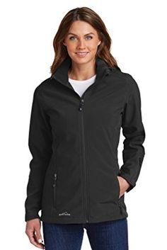Eddie Bauer – Ladies Hooded Soft Shell Parka Review