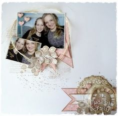 Stampin'Up! Best year ever D.S.P. You plus Me  You&Me