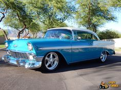 1956 Chevrolet Bel Air..Re-pin brought to you by agents of #carinsurance at #houseofinsurance in Eugene, Oregon
