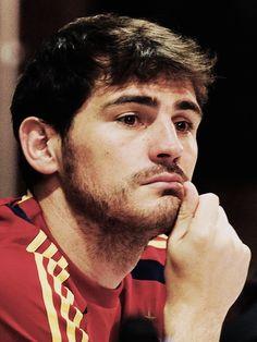 Iker Casillas! ¡Que viva España!