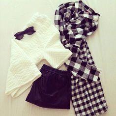 Teenage Fashion Blog: Awesome Teenage Outfit Rocks Look Up !