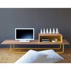 Banc TV, Design Dan Yeffet Pour Gallery Bensimon BENSIMON. TvsMöbelGalerienTv  ...
