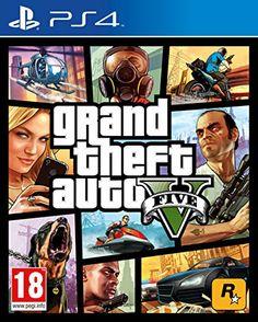 GTA V voor de PS4.