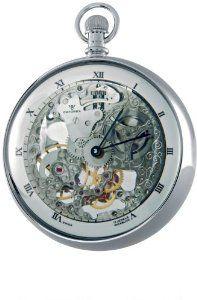 Catorex Men's 178.1.1839.000 La Pautele Palladium Brass Skeletal Globe Pocket Watch Catorex. $1631.02