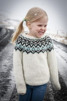 Kuldi Lopi Sweater Knitting pattern by unneva | Knitting Patterns | LoveKnitting