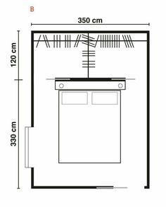 Modern Minimalist Walk-in Closet Innovative Design, Cabina Armadio by Porro - Bu . - Home and Garden Decoration Master Room, Master Closet, Closet Bedroom, Home Bedroom, Bedrooms, Bedroom Size, Master Bathroom, Closet Behind Bed, Dispositions Chambre